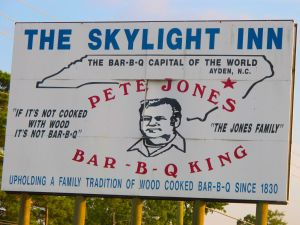 Skylight Sign